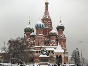 Moskau, Weihnachtsmarkt, Russland, Krim, Moskwa