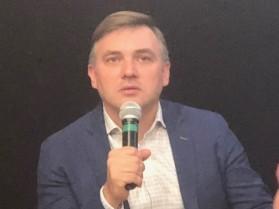 Herr Andrey Ermak, Minister für Kultur und Tourismus Oblast Kaliningrad.